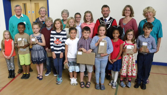 Art and Poetry Winners