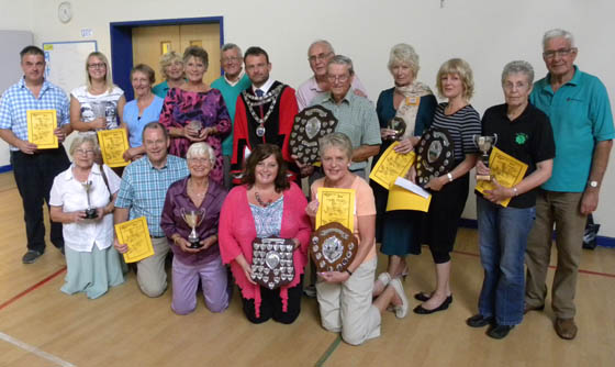 Main Competition Winners