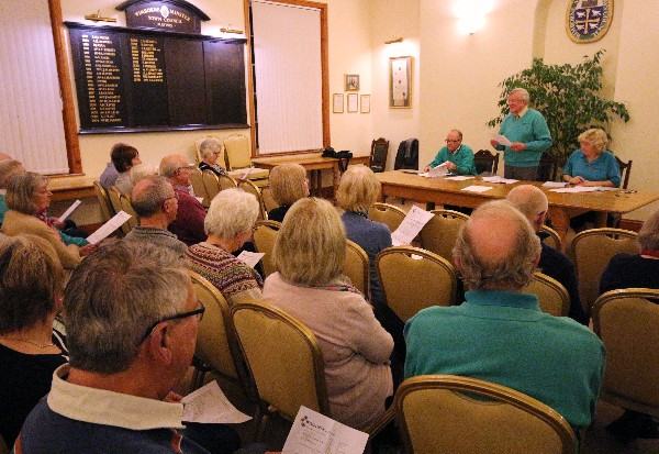 Wimborne in Bloom AGM