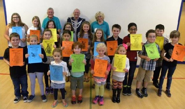 Schools Art and Poetry Competitions Winners