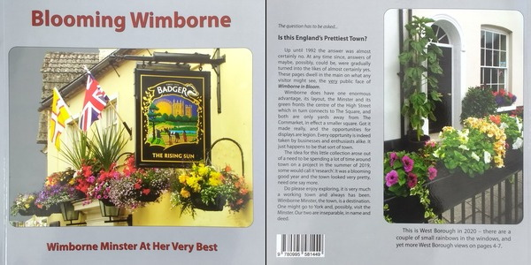 Blooming Wimborne book